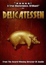 DELICATESSEN Movie POSTER 27x40 B Pascal Benezech Dominique Pinon Marie-Laurie