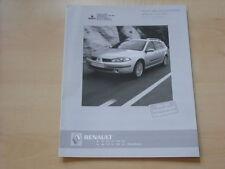 53757) Renault Laguna + Grandtour Preise & Extras Prospekt 07/2006