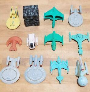 Galoob Micro Machines Star Trek The Next Generation TNG Lot Set 2