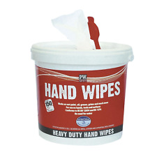 More details for portwest hand wipes (150 wipes)