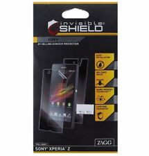 NEW T-Mobile Zagg Full Body DRY invisibleSHIELD for Sony Xperia Z