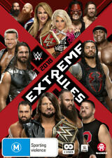 WWE: EXTREME RULES 2018 (2018) [NEW DVD]