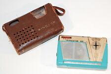 Vintage Windsor Transistor Six 6T-220 Portable Transistor Radio