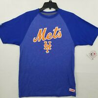 New York NY Mets Short Sleeve Baseball T Shirt SIze Small Brand Stitches NWT
