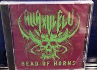 Alla Xul Elu - Head of Horns CD SEALED twiztid insane clown posse A.X.E. axe mne