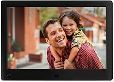 NIX Advance Digital Photo Frame 10 inch X10H. Electronic Photo Frame USB Clock &
