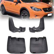 Fit FOR SUBARU CROSSTREK XV 2013-2017 Splash Guards Mud Flaps Mudguard Fender