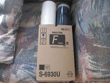 S6977 GENUINE RISO Master Roll S6930 Black Ink SF5130 DF5230 SF5330 Duplicator