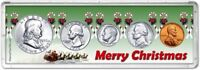 Merry Christmas Coin Gift Set for the year 1956