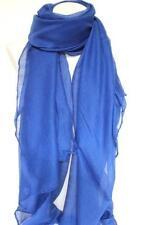 Einfarbige Markenlose Damen-Schals & -Tücher aus Polyester