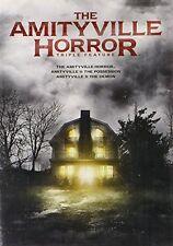 Amityville Horror Triple Feature - 3 DISC SET (2014, REGION 1 DVD New)