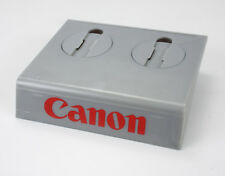CANON DEALER DISPLAY STAND, ADD A LITTLE COLOR TO YOUR COLLECTION/182004
