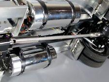Extend 24.5 - 29 cm Drive Shaft Tamiya RC 1/14 King Grand Knight Hauler Cascadia