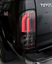 Teinté BLACK DEL Hybride Rear Lights For Toyota Hilux mk6/mk7/Vigo Tail Lamp New