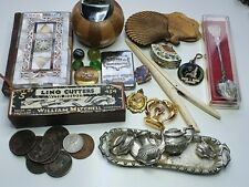 JOB LOT OF VINTAGE COLLECTABLES, BITS AND BOBS