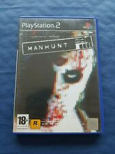 Sony PlayStation 2 PS2 Manhunt