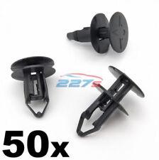 50 8mm Ajuste a Presión Plástico -clips RENAULT KADJAR REJILLA & Paso de rueda