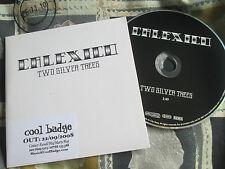 Calexico – Two Silver Trees  City Slang – SLANG5051423P Promo CD Single