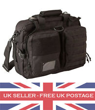 NAV BAG TACTICAL MOLLE LAPTOP CAMERA CASE 30L AERONAUTICAL DEVICES BLACK