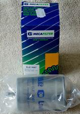 BMW E34 petrol fuel filter. Mecafilter ELE3567