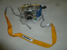 CANON WATERPROOF CAMERA CASE WP-DC800 FOR POWERSHOT S400 S410 S500 WPDC800