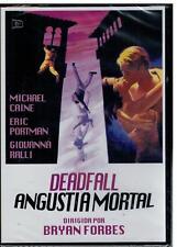 Angustia mortal (Deadfall) (DVD Nuevo)