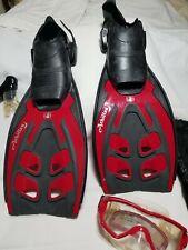Body Glove Specturm Snorkeling gear