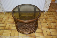 Ancienne table d'appoint repose pied thonet (do)