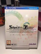Steins Gate Limited Edition PS Vita