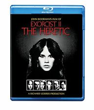 EXORCIST 2 : THE HERETIC -  Blu Ray - Sealed Region free