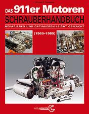Porsche 911 Motoren Schrauber-Handbuch (1965-1989 F & G-Modell) Buch book