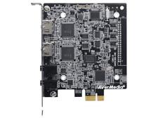 Capturadora de vídeo - Avermedia Live Gamer HD Lite, 1080, HDMI, gris