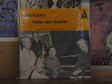 MERLE KOCH, POLITE JAZZ QUARTET - AUDIOPHILE LP AP-126