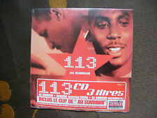 "CD SINGLE 113 ""Au Summum""   Small – SMA673688-1 (Cardboard Sleeve) France 2003"