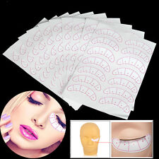 35Pairs Patches Eyelashes Paper Eyelash Extension Under Eye Pads Tips Sticker A