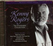 Kenny Rogers - Standards Collection - Readers Digest - CD - NEW 30 SONGS