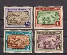 O500 Schulbauten Guatemala 521/25 **/MNH