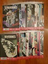 Wolverines Full Run #1-20 (Marvel Wolverine)