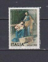 Italy MNH 1988 Christmas Natale 1v s19814
