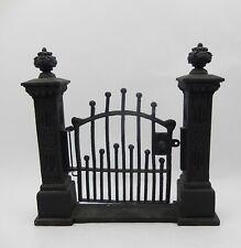 Vintage Antique Wright Iron Gate Artisan Dollhouse Miniature 1:12