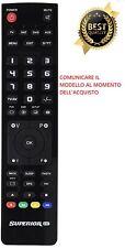 TELECOMANDO UNIVERSALE PROGRAMMABILE SUPERIOR 4:1 COMPATIBILE TV TELEVISORE