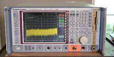 Rohde Schwarz FSEB30 Spectrum Analyzer 20hz-7GHz w/Tracking Generator NICE