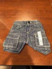Baby Gap Infant Shorts ~ 12-18m ~ NWT