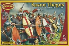 Gripping Beast Saga/Swordpoint Plastic Saxon Thegns 28mm New!