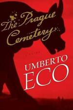 The Prague Cemetery - Hardcover By Eco, Umberto - GOOD