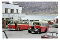 pt7436 - Macbraynes Buses at Fort William , Scotland - photograph 6x4