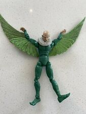 Marvel Legends Vulcan - Spiderman Vintage Used Toy. 30cm X 70cm Wing Span