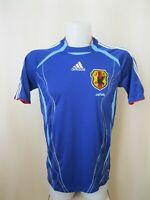 Japan team 2006/2007/2008 Home Sz S Adidas shirt jersey football soccer maillot