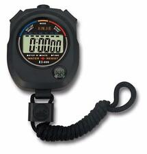 Waterproof Digital LCD Stopwatch Chronograph Timer Counter Sports Alarm N4 Xmas
