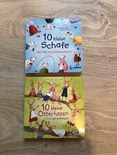 10 kleine Schafe/10 kleine Osterhasen - Loewe, Pappbilderbücher